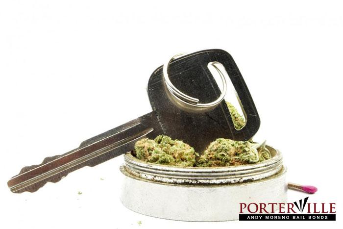 Smoking Marijuana While Driving | Porterville Bail Bond Store | Bail