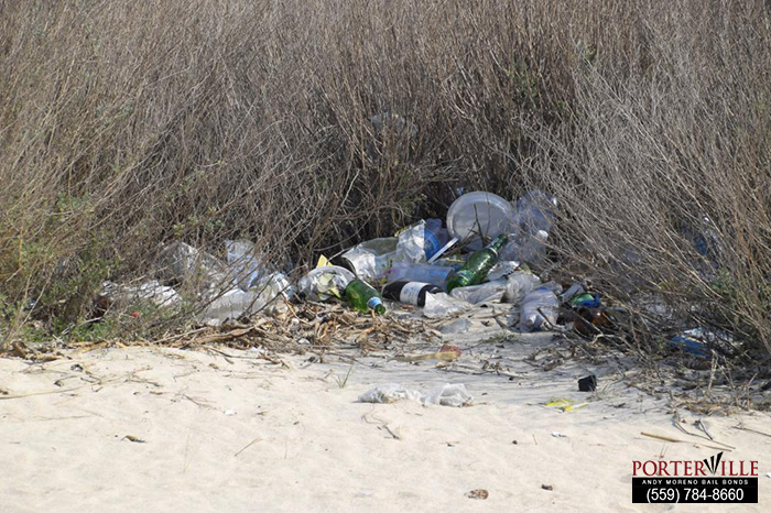How California Deals with Illegal Dumping