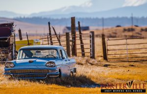 Abandoned Cars in California